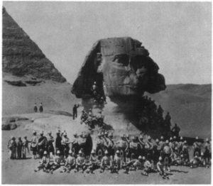 AE-13 PG 045 Sphinx